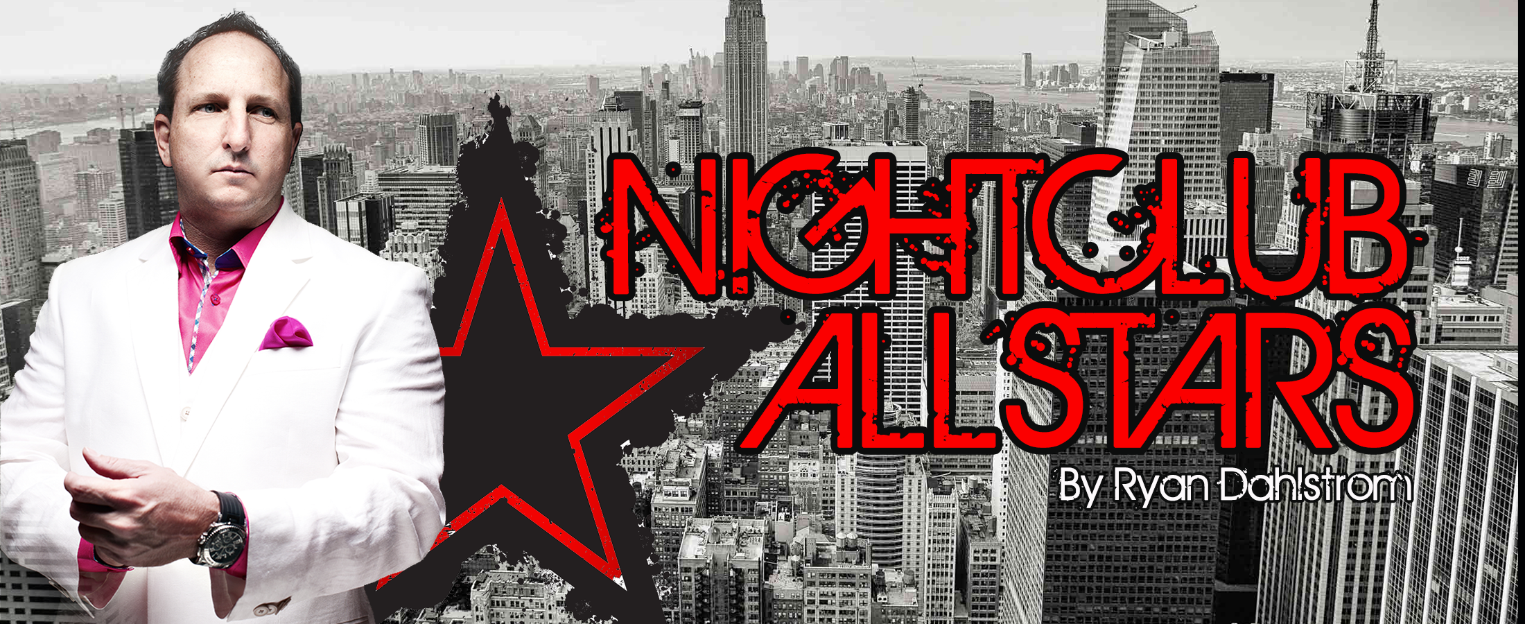 Nightclub All Stars by Ryan Dahlstrom